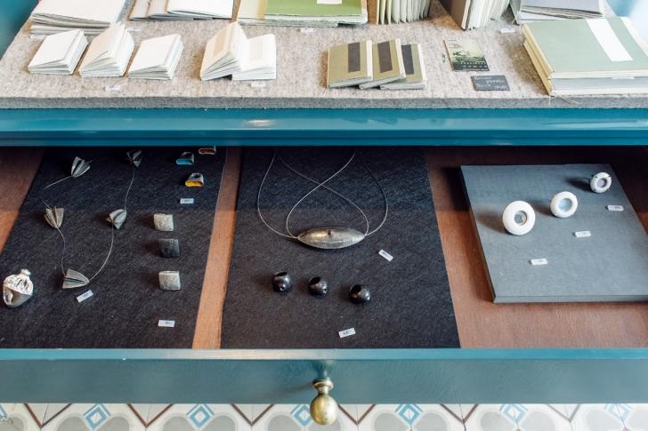 La Demoiselle atelier-galerie – Rue Numa-Droz 2, La Chaux-de-Fonds