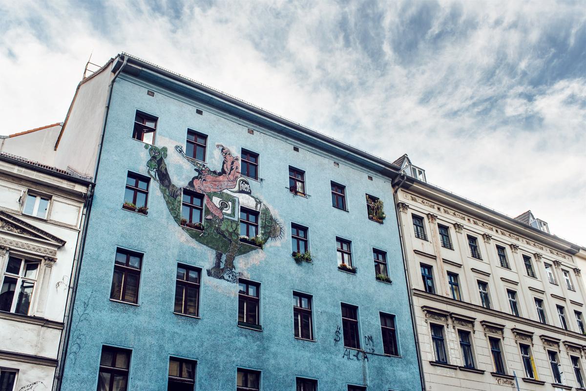 Oranienstraße –Berlin, Kreuzberg