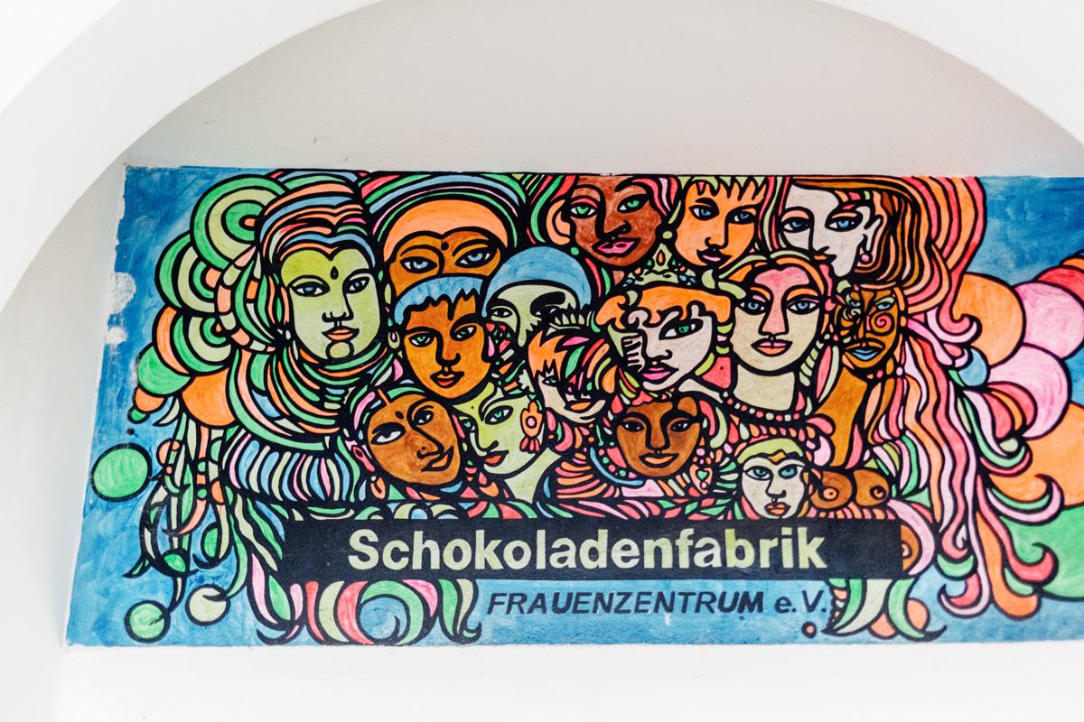 Schokoladenfabrik –Berlin, Kreuzberg
