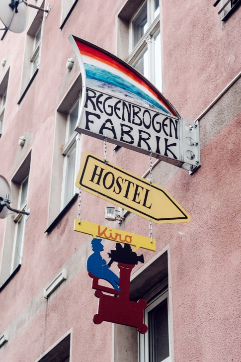 Regenbogen-Fabrik – Berlin, Kreuzberg