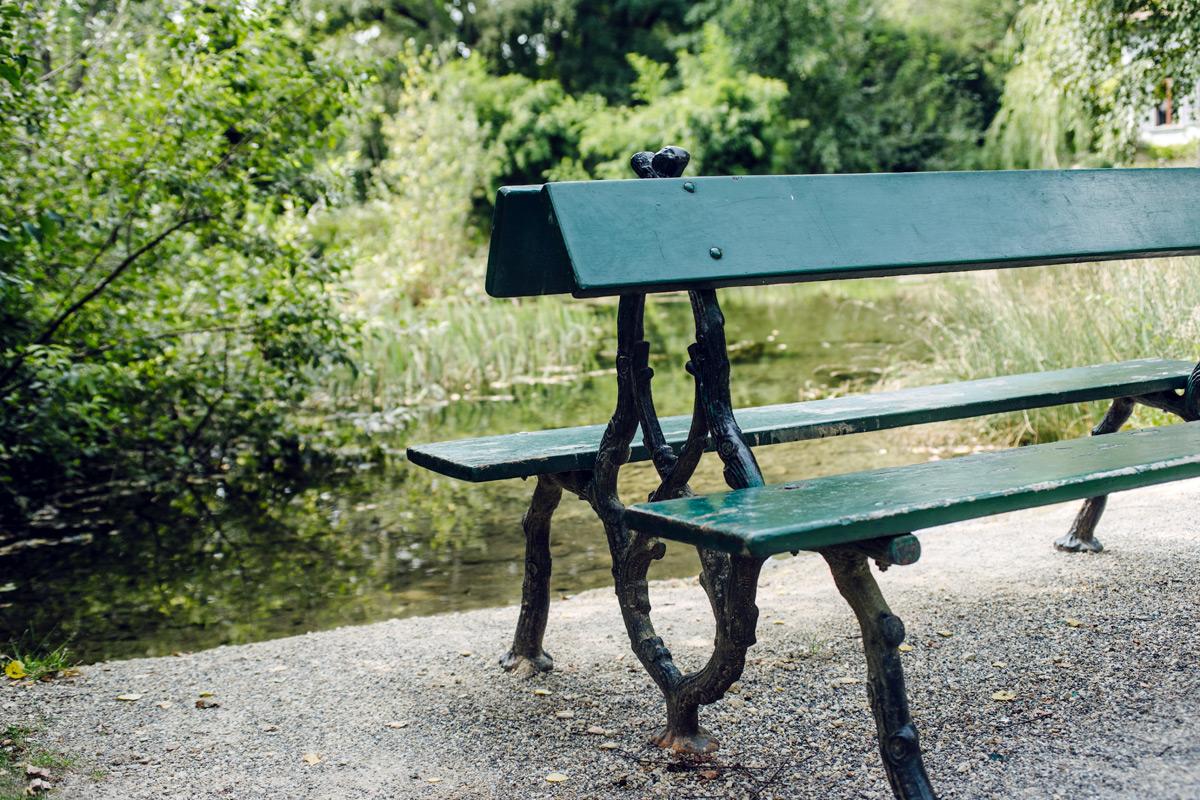 Bienne, parc Elfenau
