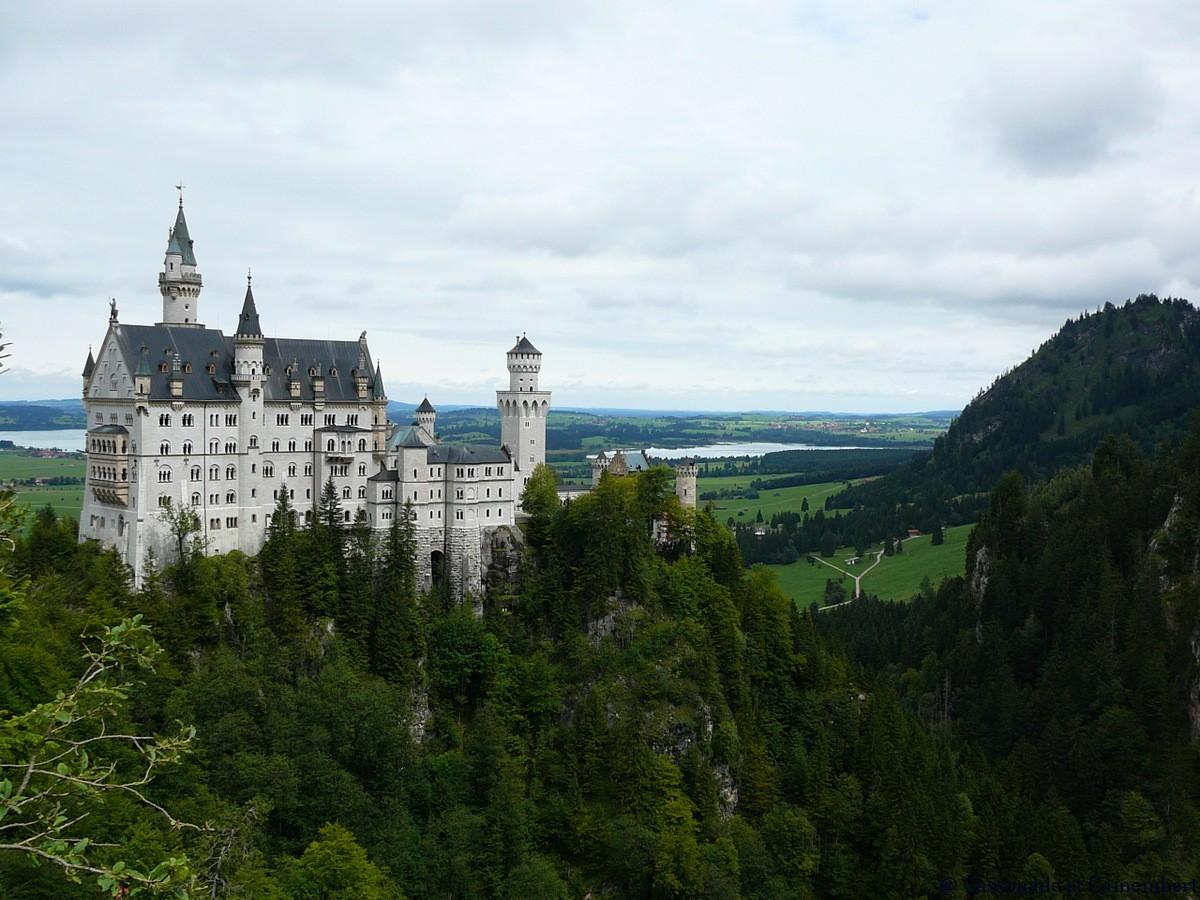 Schloss Neuschwanstein – Cassonade et Camembert