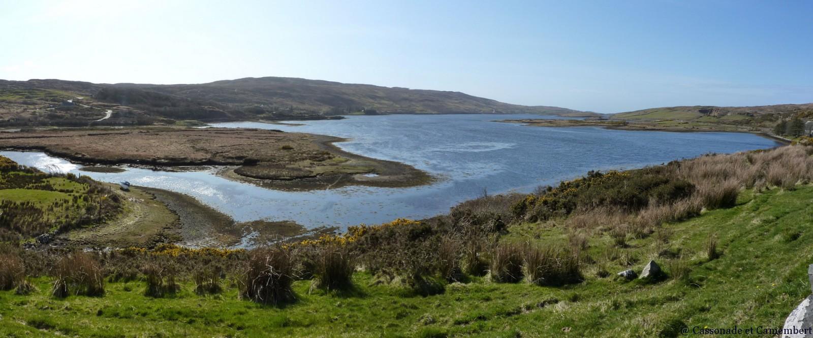 Connemara – Cassonade et Camembert