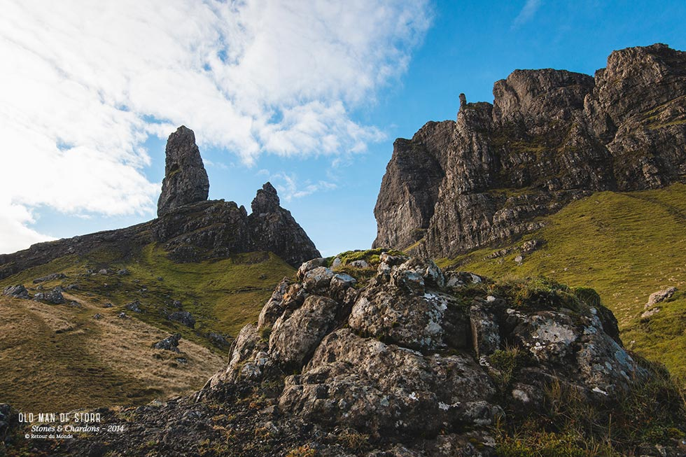 Old Man of Storr – Retour du Monde