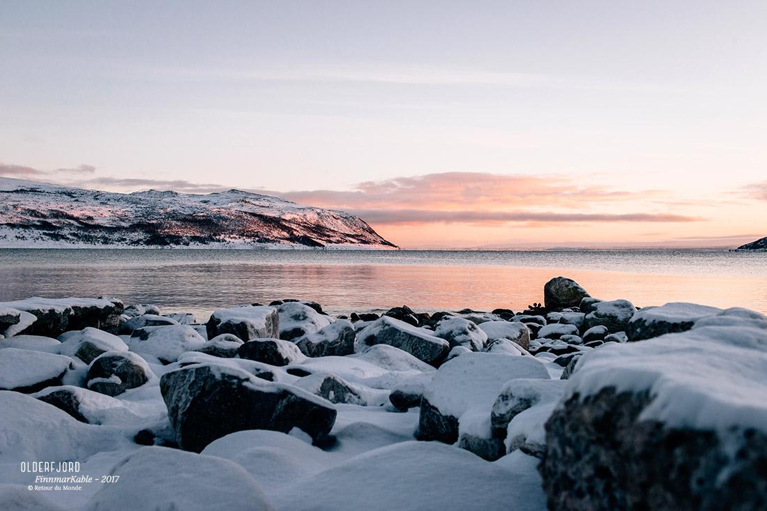 Road trip dans l'extême nord de la Norvège – Retour du Monde