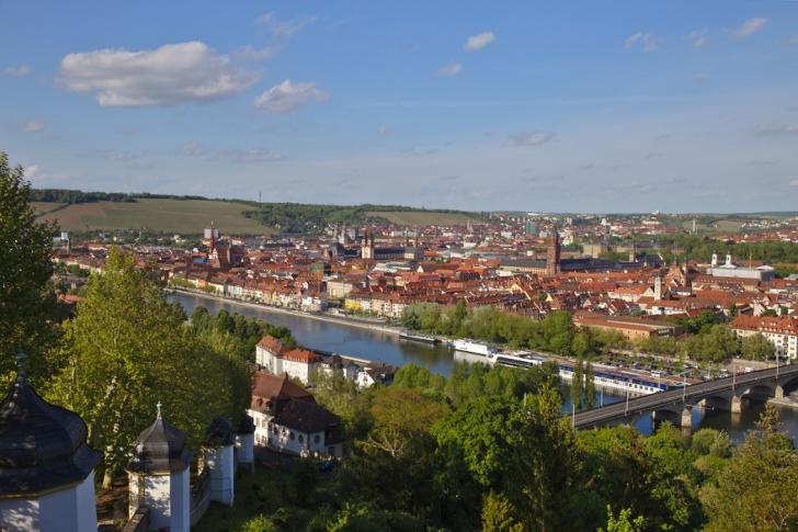 Würzburg – Cassonade et Camembert