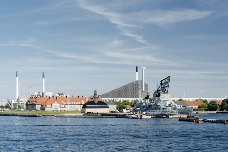 Port de Copenhague