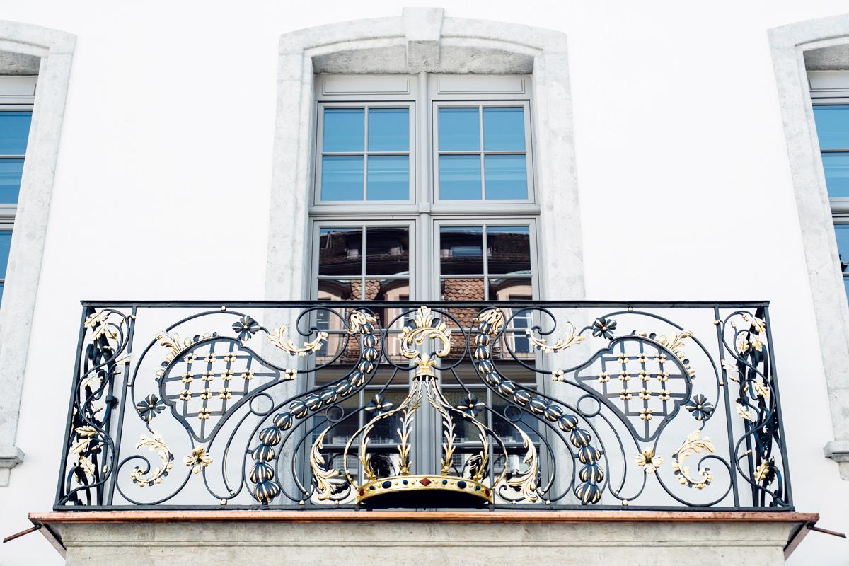 Soleure, Hôtel de la Couronne