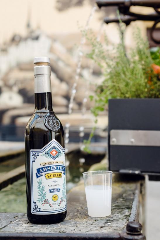 Neuchâtel à la Belle Époque – Dégustation d'absinthe du Val-de-Travers