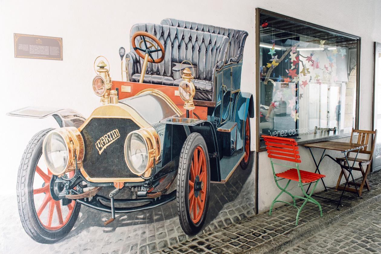 Neuchâtel à la Belle Époque – Les voitures Martini
