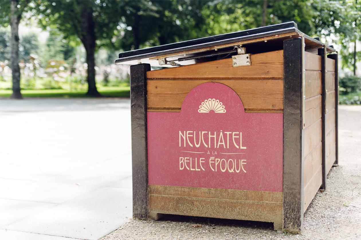 Neuchâtel à la Belle Époque – Les jeux à la Belle Époque