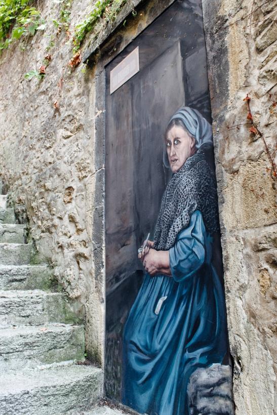 Neuchâtel à la Belle Époque – La sorcière