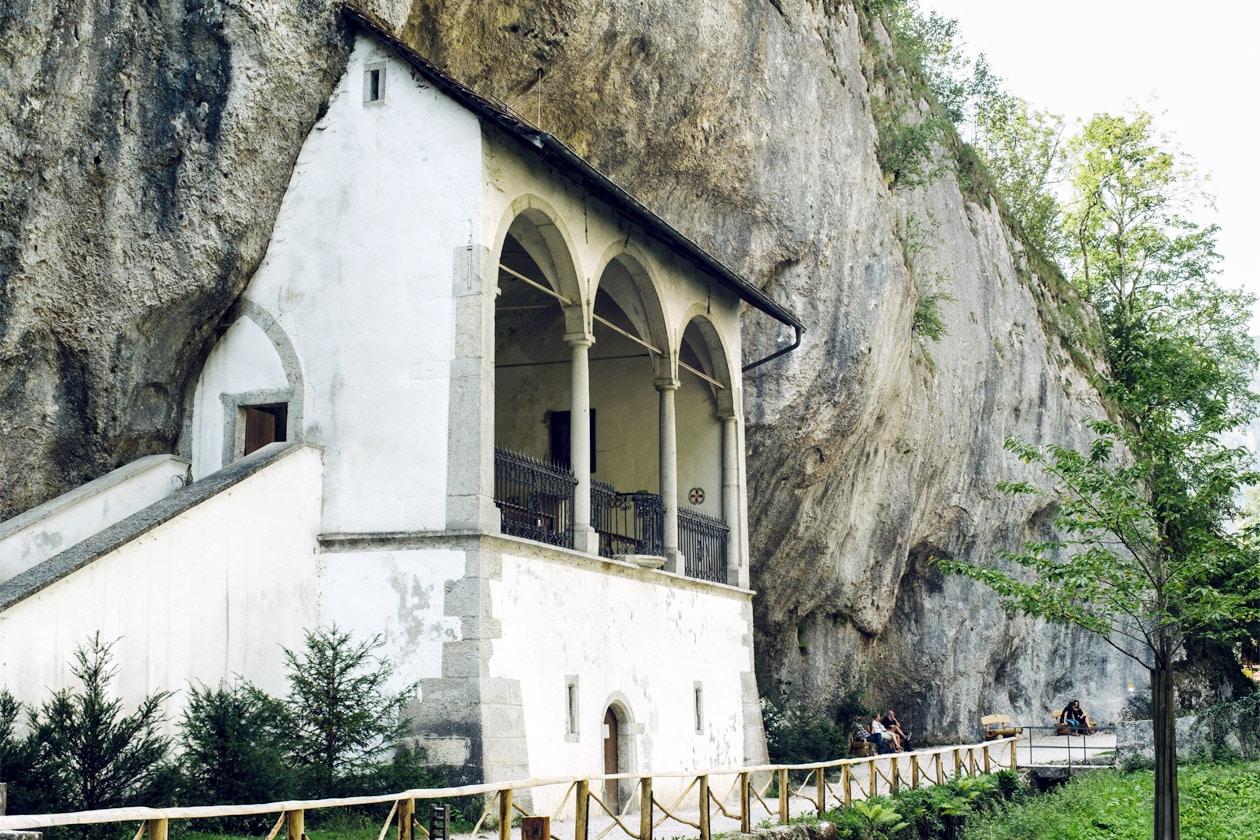 Soleure, chapelle de Sainte Vérène