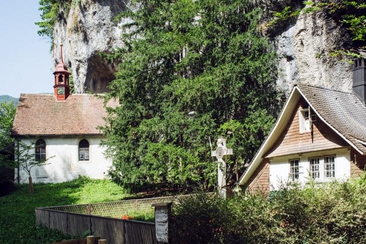 Soleure, Hermitage de Sainte Vérène