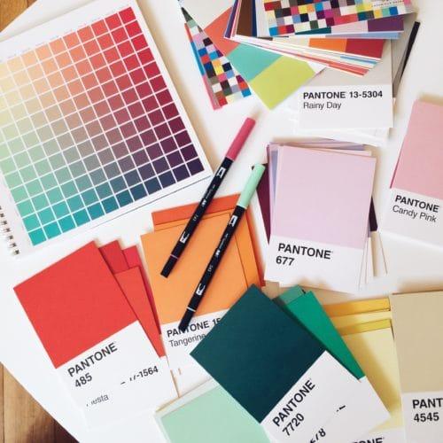 Recherche de couleurs