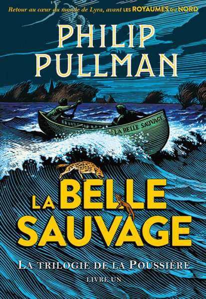 La Belle Sauvage, Phillip Pullman