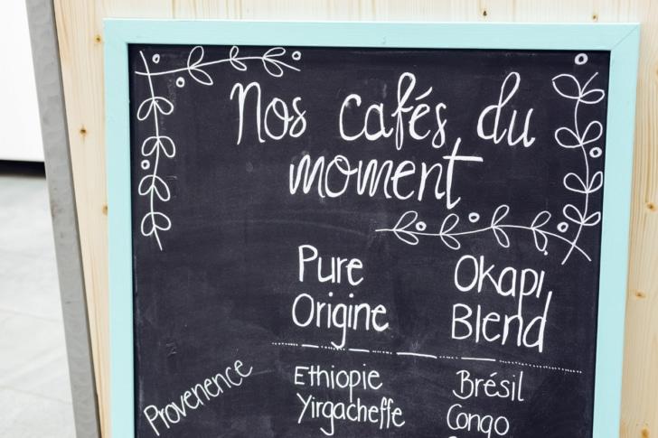 Okapi Café, Rue du Temple-Neuf 11, Neuchâtel