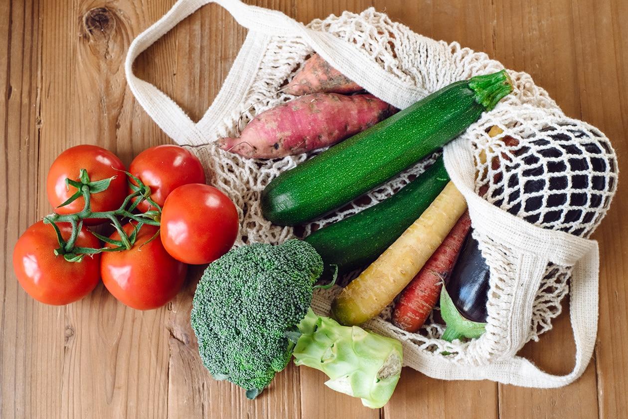 Achat de légumes en vrac