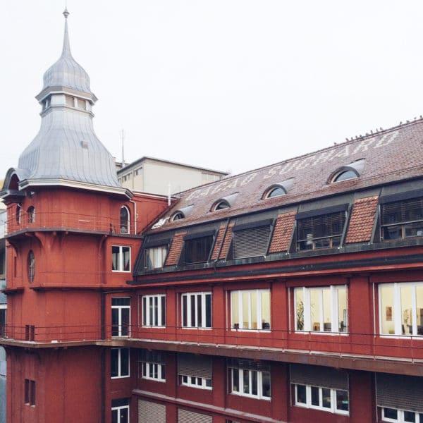 Ancienne usine des chocolat Suchard