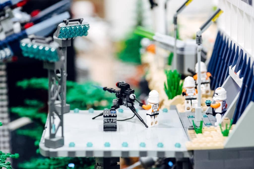 Swissbriques 2017 – Diorama Star Wars