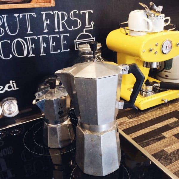 L'indispensable café du mardi matin