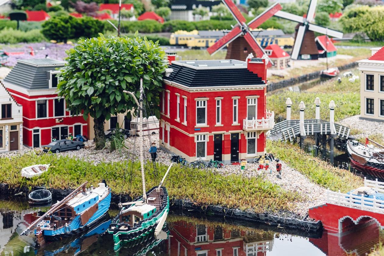 Parc Legoland de Billund, Danemark – Miniland