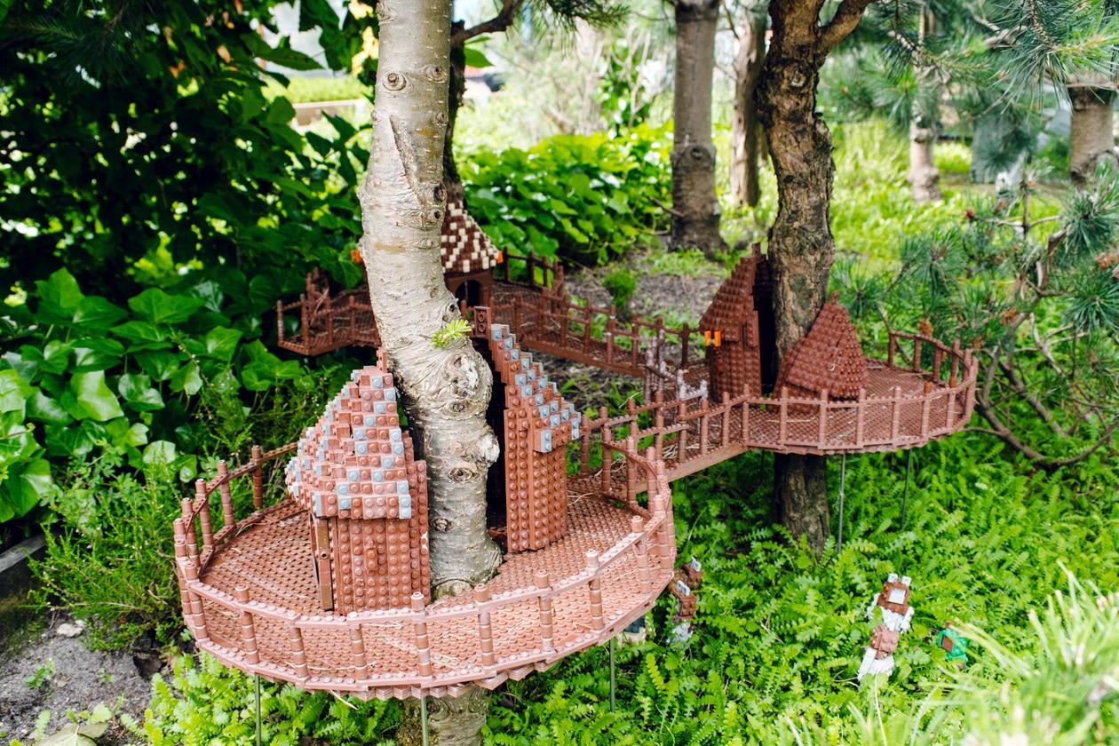 Parc Legoland de Billund, Danemark – Le village des Ewoks