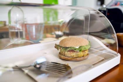 Burger végétalien – Eateco, restaurant et take away végétalien à Neuchâtel