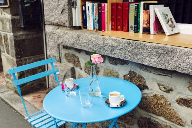 Bretagne: Bécherel, cité du livre