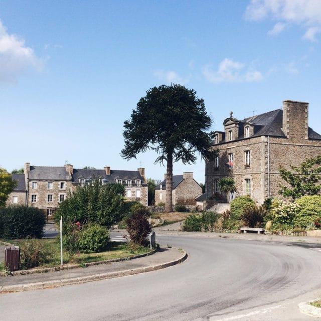 Les jolis villages bretons