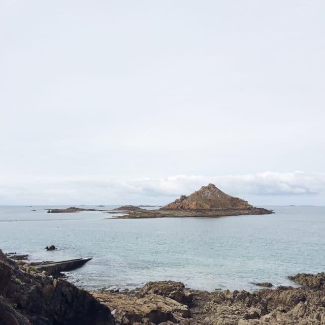 Vue sur la Manche depuis Cap Fréhel