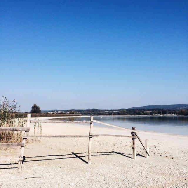 Balade au bord du lac de Constance