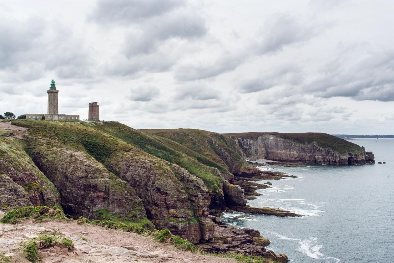 Bretagne, phare de Cap Fréhel