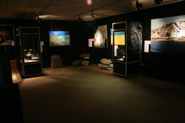 Maison des Minéraux de Crozon: géologie de la presqu'île