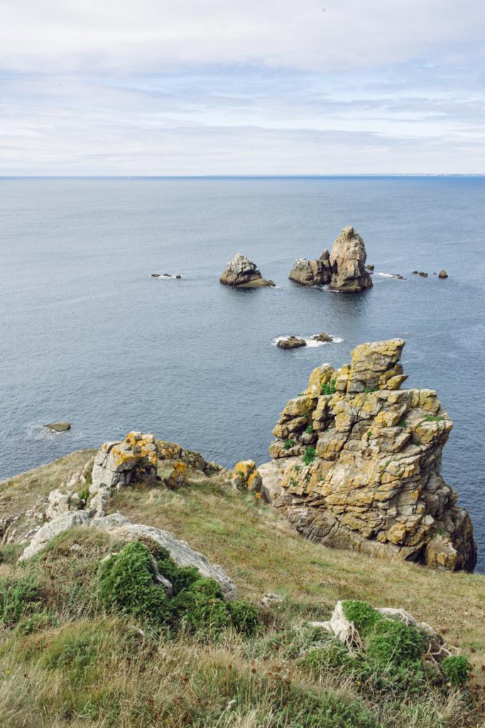 Bretagne – Réserve naturelle de Cap Sizun, Pointe de Castel-ar-Roc'h