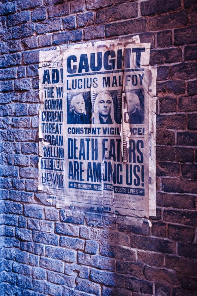 Visite des Studios Harry Potter à Londres – Le Chemin de Traverse