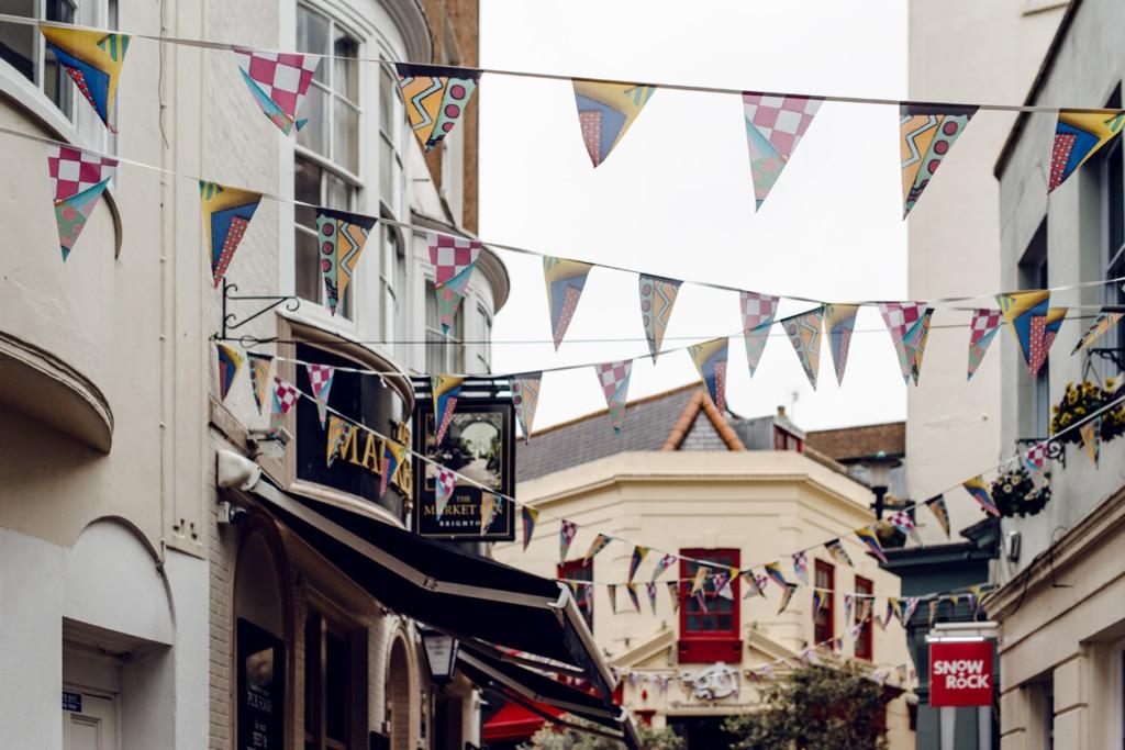 Brighton, The Lanes
