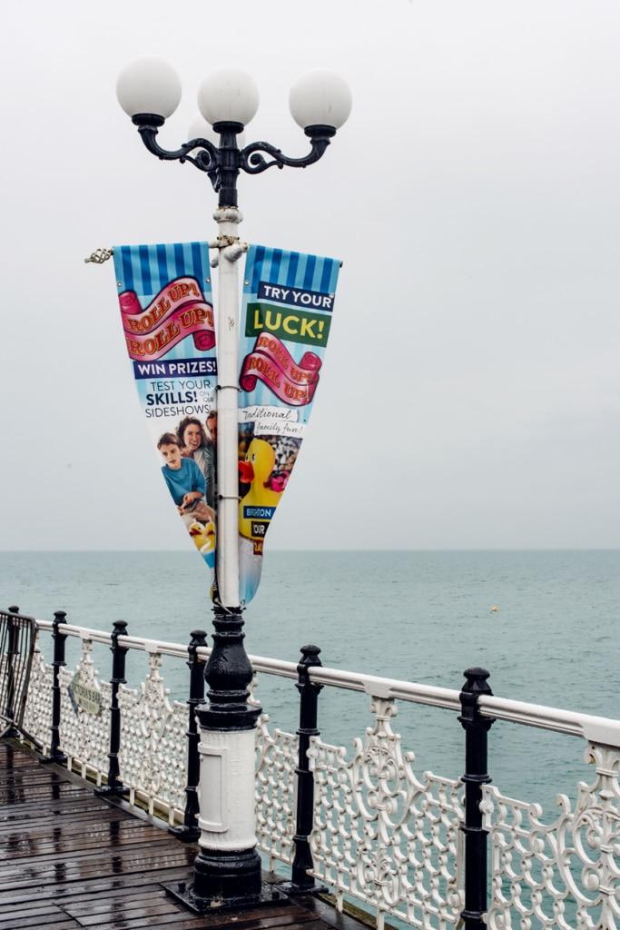 Balade sur la jetée de Brighton – Brighton Palace Pier