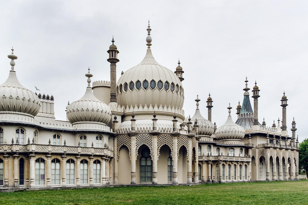 Le Pavillon Royal de Brighton