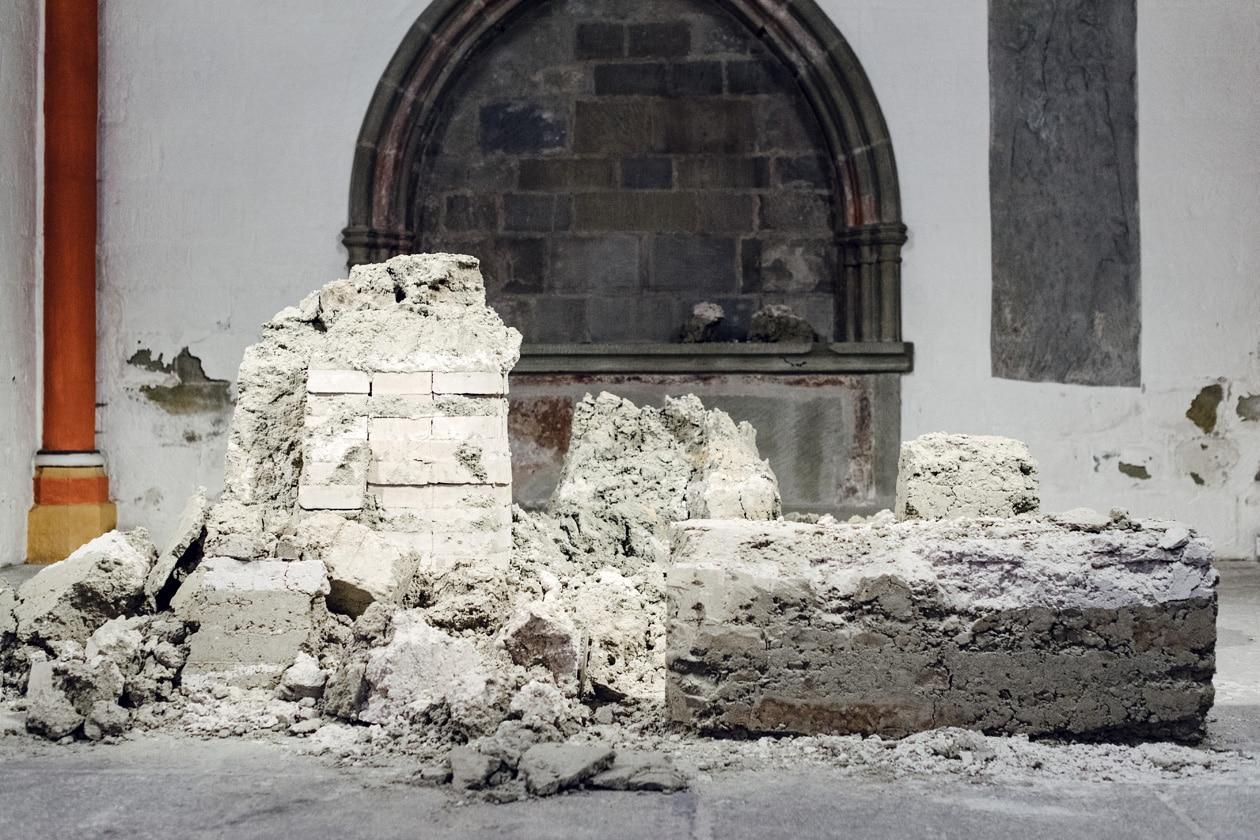 Lausanne Jardins 2019 – Futur âge de pierre – Église Saint-François