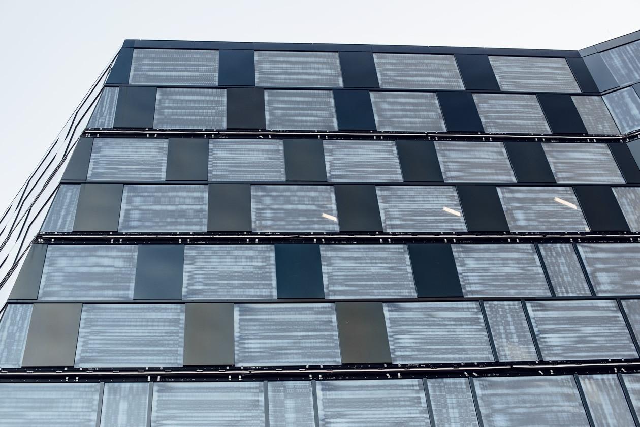 Freiburg im Breisgau – Bâtiment de la bibliothèque universitaire