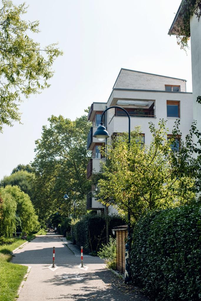 Freiburg im Breisgau – Quartier écologique Vauban