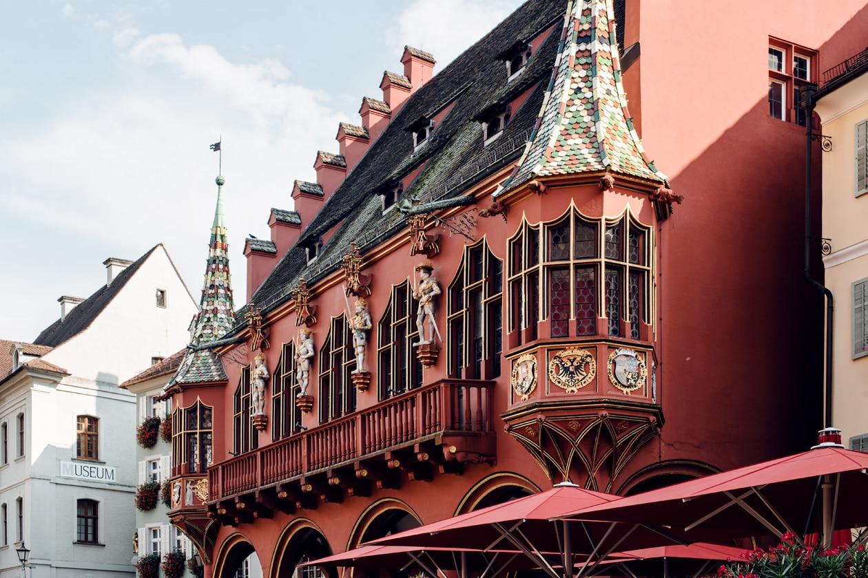 Freiburg im Breisgau – Historisches Kaufhaus