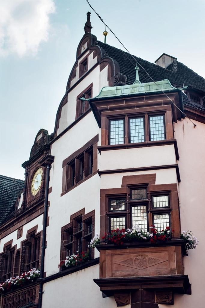 Balade dans la vieille ville de Freiburg im Breisgau