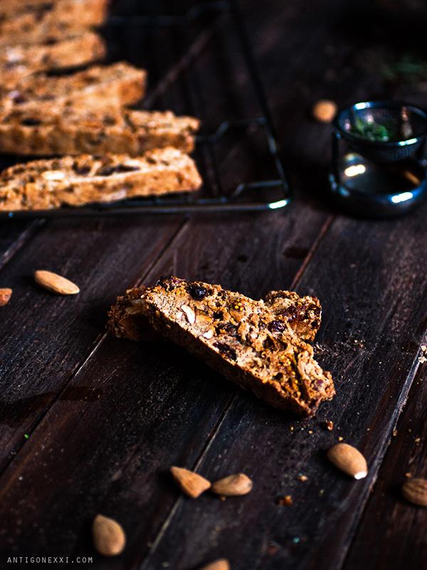 Biscotti au pain d'épices – Antigone XXI