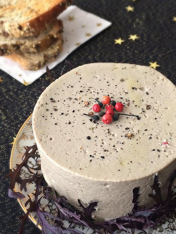 Mousse aux champignons à tartiner – La cuisine d'Anna et Olivia