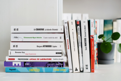 Pile à lire: 12 livres pour 2020