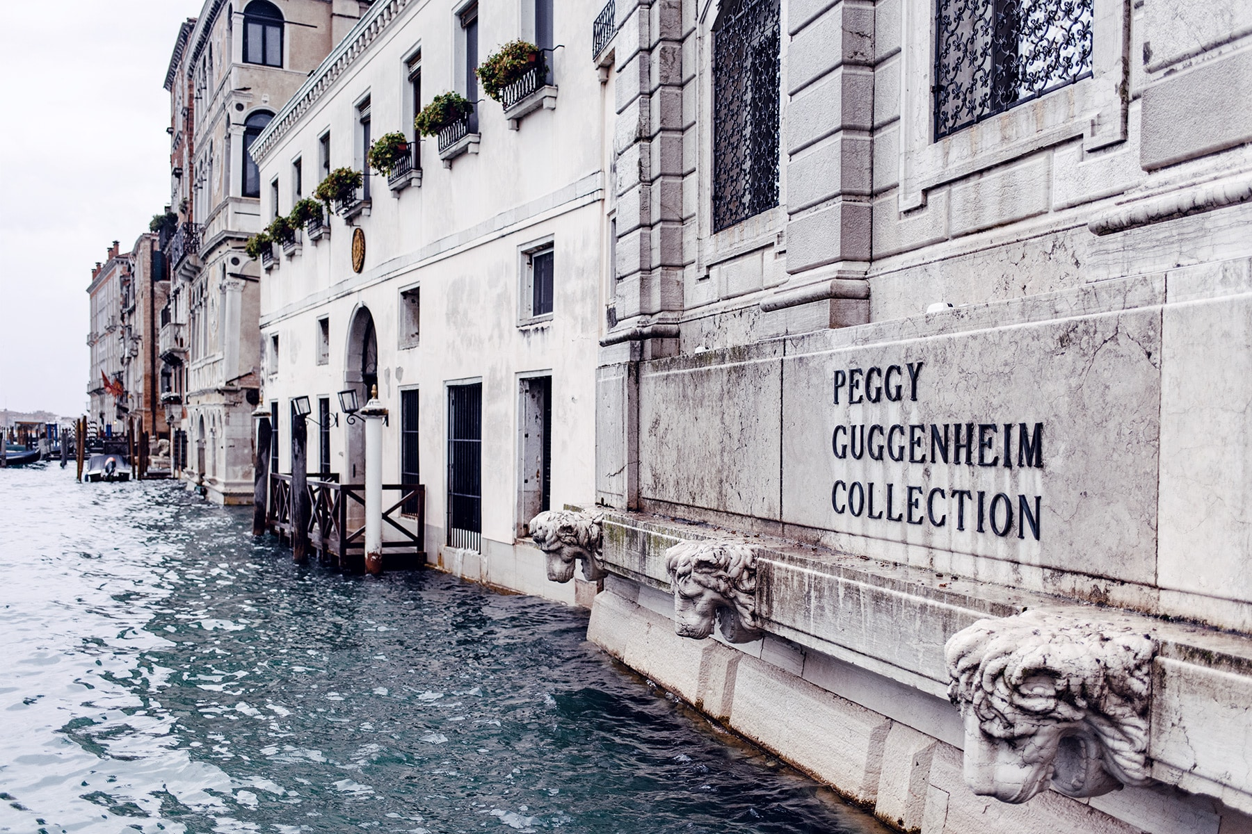 Venise, Collection Peggy Guggenheim