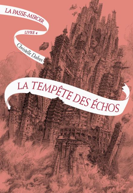 La Tempête des échos, Christelle Dabos