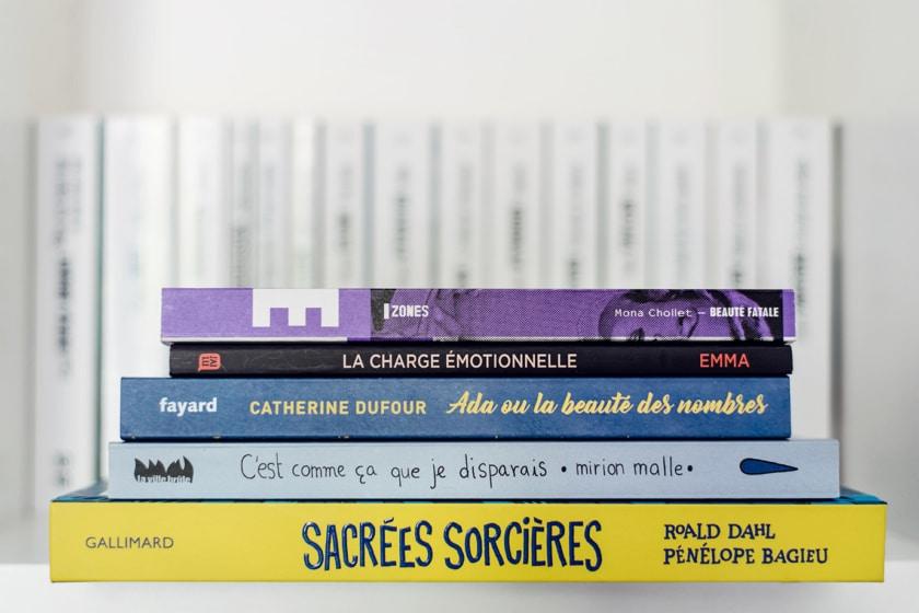 Livres lus en janvier, février et mars 2020